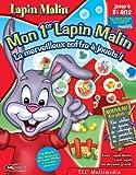Mon premier Lapin Malin + Atelier de Dessin et de Musique, jusqu'à 3 ans et demi...