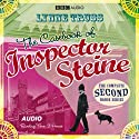 The Casebook of Inspector Steine (Dramatised) Audiobook by Lynne Truss Narrated by Michael Fenton Stevens, Janet Ellis, Nicholas Le Provost, Mark Heap