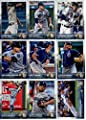 2015 Topps Baseball Cards San Diego Padres Team Set (Series 1 & 2 - 22 Cards) Including Rene Rivera, Carlos Quentin, Ian Kennedy, Yonder Alonso, Jesse Hahn, Tommy Medica, Andrew Cashner, Everth Cabrera, Rymer Liriano, Jedd Gyorko, Yasmani Grandal Team Car