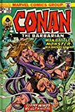 Conan the Barbarian: Flame Winds of Lost Khitai: Man Battles Monster in a Watery Grave! (Vol.1, No. 32, November 1973) (0249820323) by Stan Lee