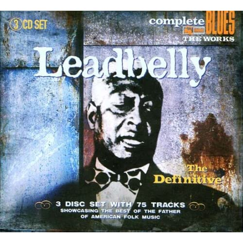 The Definitive Leadbelly [BOX SET]