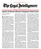 Legal Intelligencer