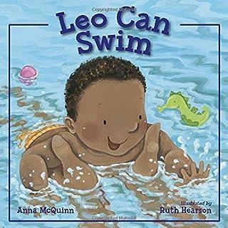 Book Cover: Leo Can Swim