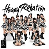 JKT48 Heavy Rotation ヘビーローテーション CD(Type-B) 1st Album