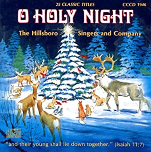 "Cover of ""O Holy Night"""