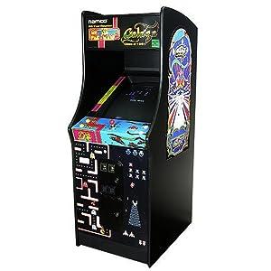 Ms. Pac-Man/Galaga Class of 1981 Arcade Gaming Cabinet (Tamaño: Full size)