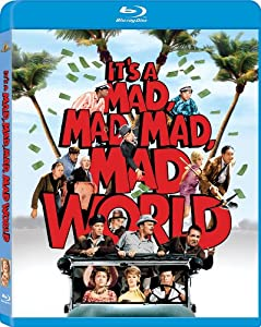 It's a Mad, Mad, Mad, Mad World [Blu-ray] by 20th Century Fox