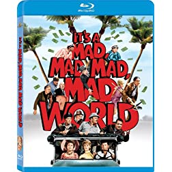 It's a Mad Mad Mad Mad World [Blu-ray]