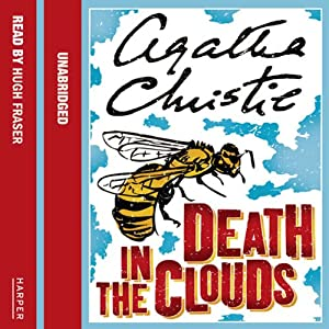 Death In the Clouds Audiobook