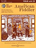 img - for THE AMERICAN FIDDLER VIOLIN PART ONLY NEW EDITION WITH CD book / textbook / text book