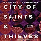 City of Saints & Thieves Audiobook by Natalie C. Anderson Narrated by Pascale Armand