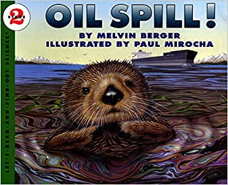 Oil Spill! (Let's-Read-and-Find-Out Science)