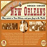 Breaking Out of New Orleans 1922 - 1929