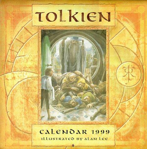 Tolkien 1999 Wall Calendar