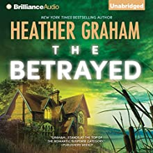 The Betrayed: Krewe of Hunters, Book 14 (       UNABRIDGED) by Heather Graham Narrated by Luke Daniels