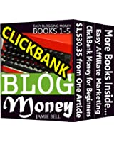 Blogging Profit for Beginners: Writing Blog for Clickbank Money at Home (English Edition)