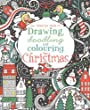 Drawing, Doodling & Colouring: Christmas (Usborne Art Ideas)