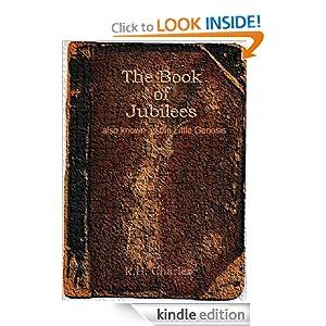 OF JUBILEES BOOK