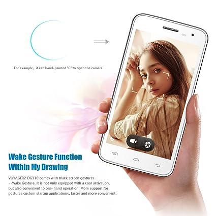DOOGEE DG310 5'' Zoll IPS 3G Smartphone