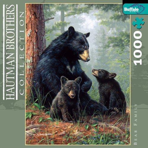 Cheap Fun Buffalo Games Hautman: Bear Family (B000NCBVNU)