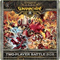 Warmachine Two Player Battle Box by Alliance Games