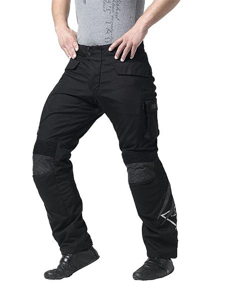 Racer 1502 Vero-Pantalon moto en Textile Noir