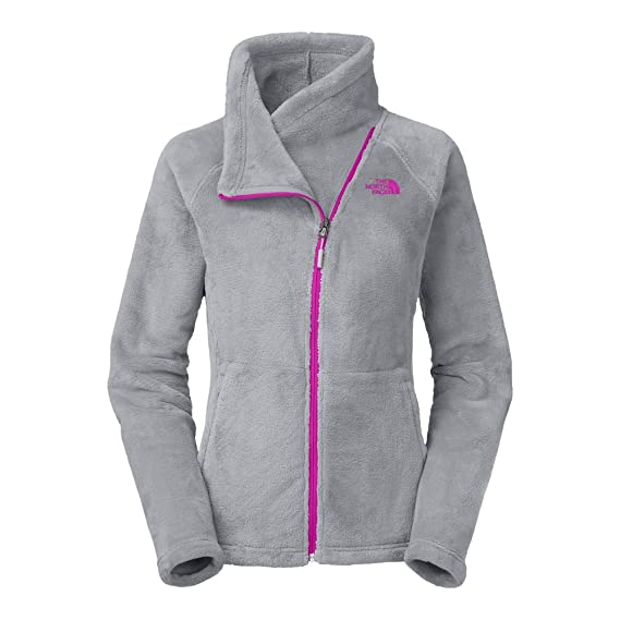 The North Face Bellarine Full Zip Womens Mid Grey S