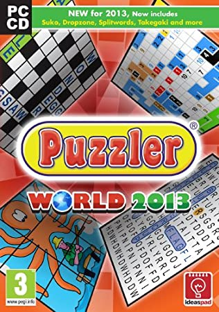 Puzzler World 2013 (PC DVD)