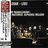 echange, troc Albert Mangels - Trilogue-Live