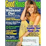 Good Housekeeping March 2006 - Jennifer Aniston book cover