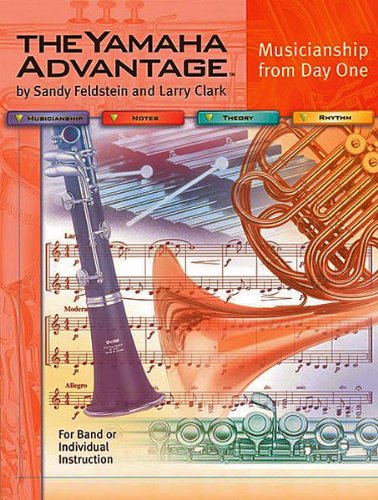 Yamaha Advantage Clarinet Book