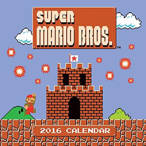 Super Mario Bros. 2016 Calendar