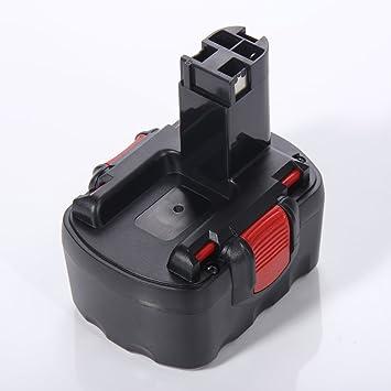 12V 2000mAh Ersatzakku für Bosch Ni-Cd 12 V 2,0 Ah PSR 12 VE-2 1200 PAG PLI GSR