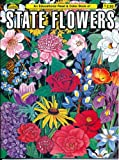 An Educational Coloring Book of State Flowers