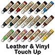 Leather & Vinyl Touch Up Scratch Repair Paint Dye Pen (Dark Green)