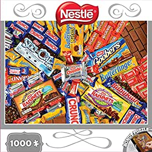 Masterpieces Nestle Candy Brands Jigsaw Puzzle