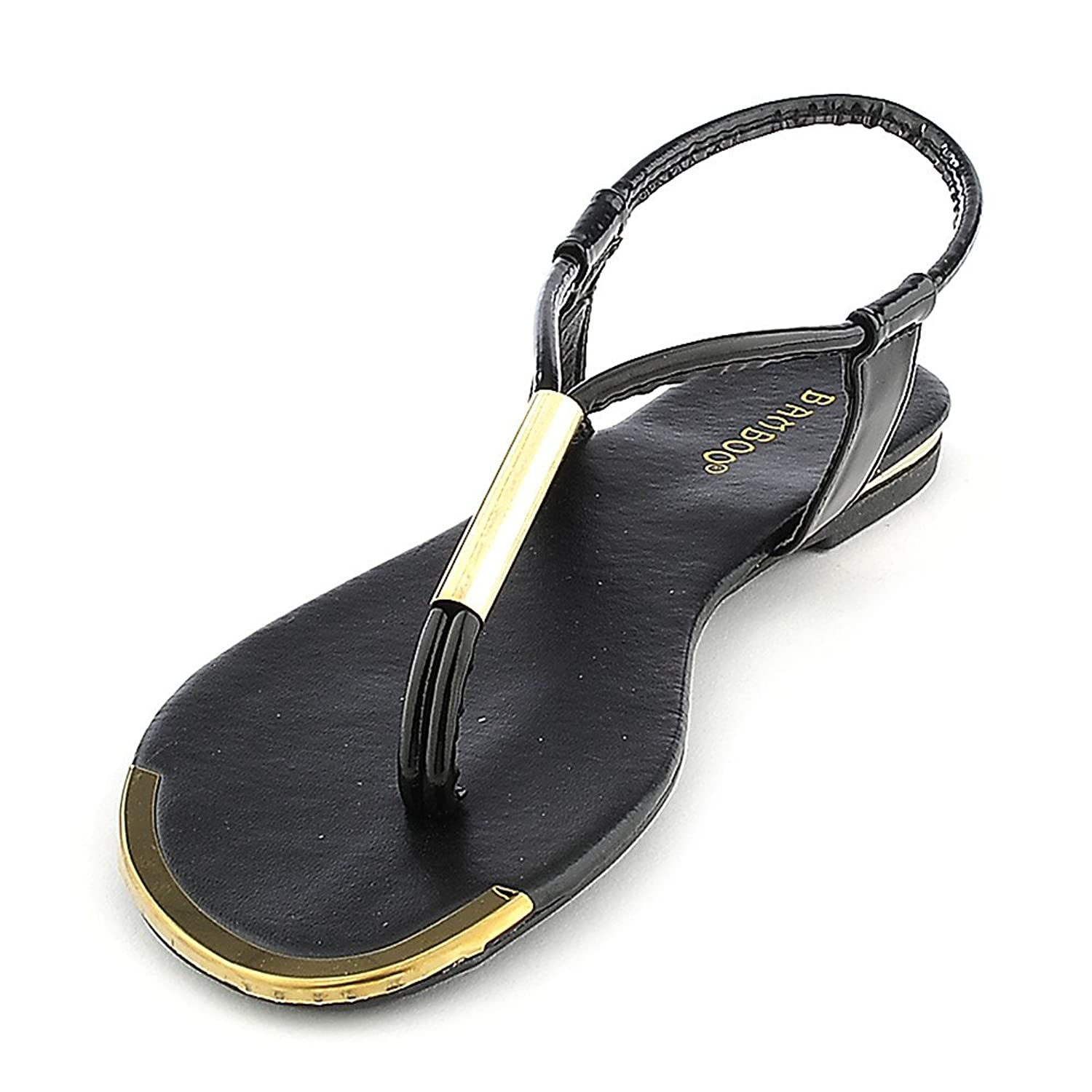 Bamboo Womens Esperanza-01 Sandal bamboo womens driven 77 casual wedge