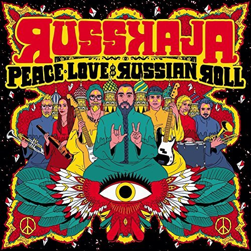 Peace, Love & Russian Roll by Russkaja