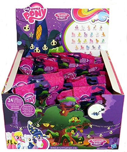 My Little Pony Wave 17 Friendship is Magic Nightmare Night Full Box of 24 (Mlp Cherry Pie compare prices)