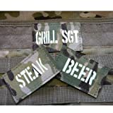 Tactical Grilling Patch Kit