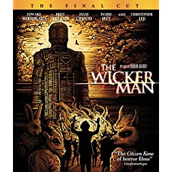 Wicker Man [Blu-ray]