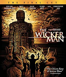 Cover Image for 'Wicker Man'