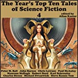 img - for The Year's Top Ten Tales of Science Fiction 4 book / textbook / text book