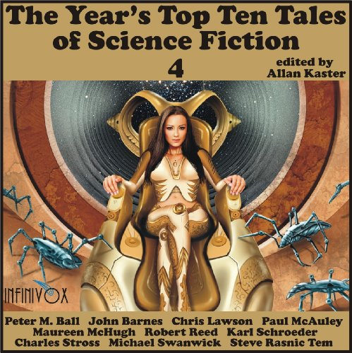 The Year's Top Ten Tales of Science Fiction 4