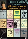 img - for Dan Coates Original Plus 12 Great Popular Easy Piano Solos book / textbook / text book