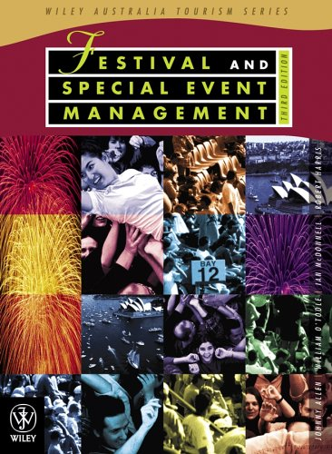 Festival and Special Event Management (Wiley