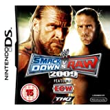 WWE Smackdown vs. Raw 2009 (Nintendo DS)by THQ