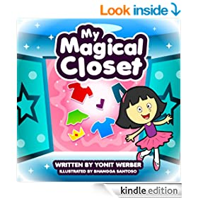 Children's Book: My Magical Closet (funny bedtime story collection)