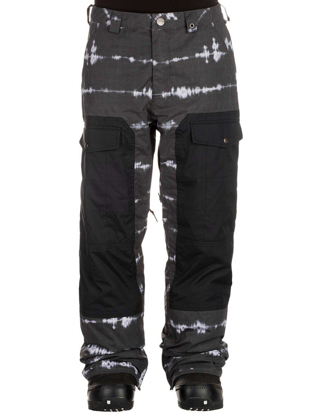 Herren Snowboard Hose Analog Abandon Pants