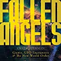Fallen Angels: Giants, UFO Encounters and the New World Order Audiobook by C. K. Quarterman Narrated by Lynn Benson